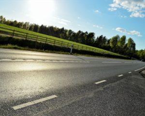 Geschwindigkeitsüberschreitung in Schweden