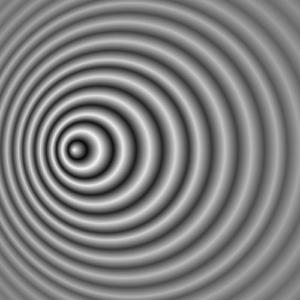 Visuelle Darstellung des Doppler Effekts