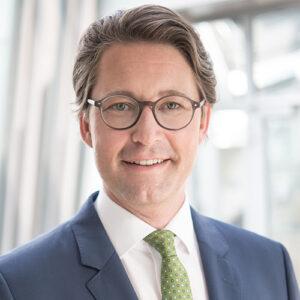 Bundesverkehrsminister Scheuer, der sich gegen eine Verschärfung der Fahrverbote im neuen Bußgeldkatalog aussprach.